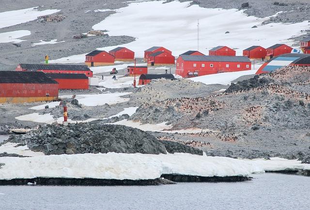 北極と南極の違いとは?