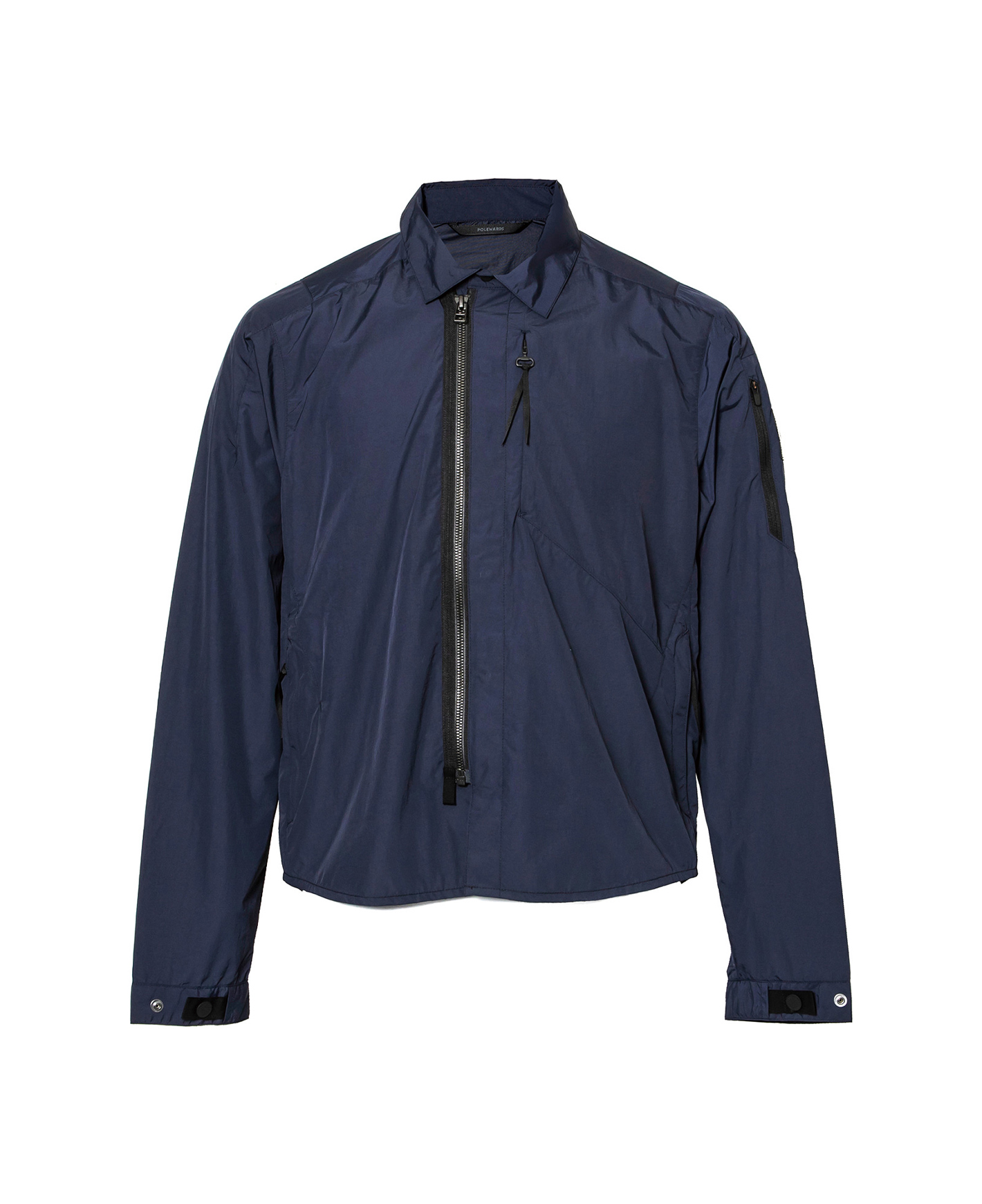 Zip front shirt Jacket