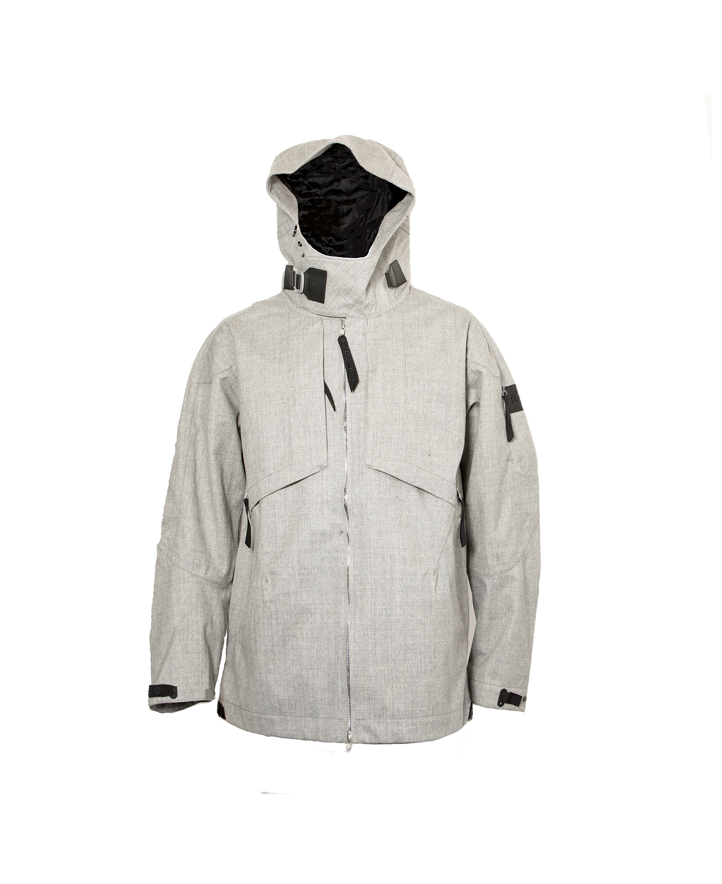 WATER PROOF WOOL JACKET