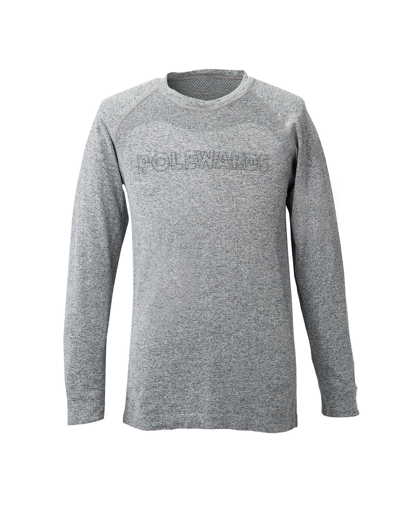 Seamless Crew Neck Tshirt L/S(シームレス クルーネックTシャツ)