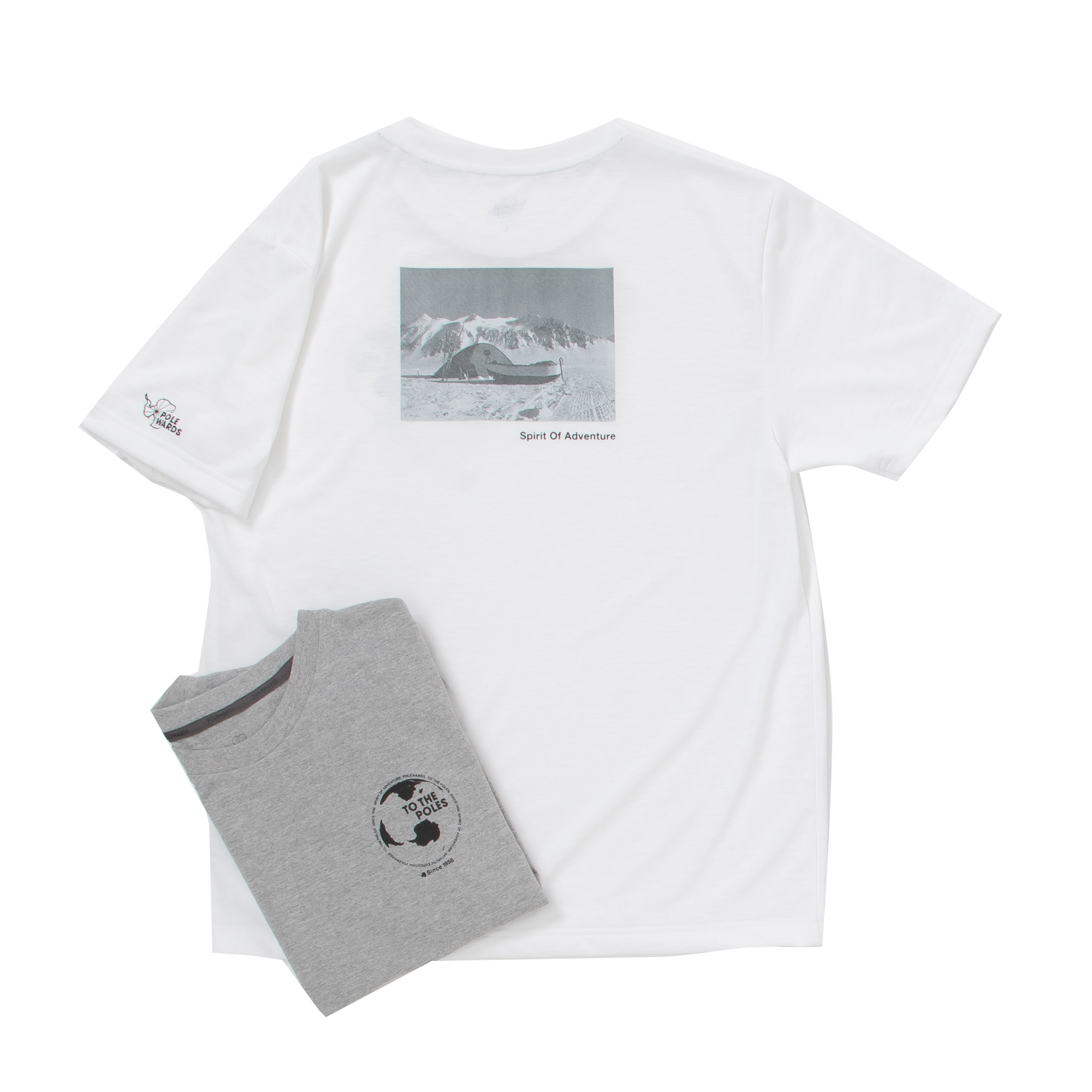 TO THE POLES TEE