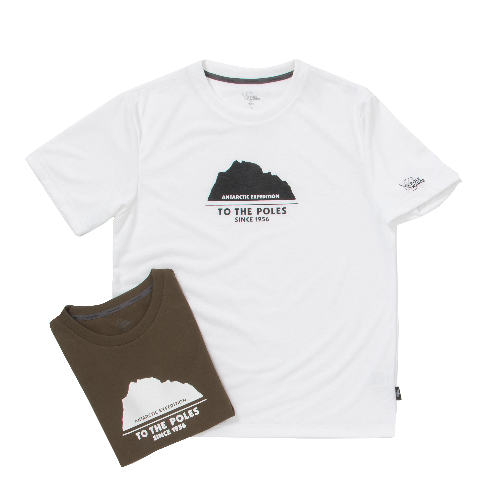 ICEBERG GRAPHIC TEE